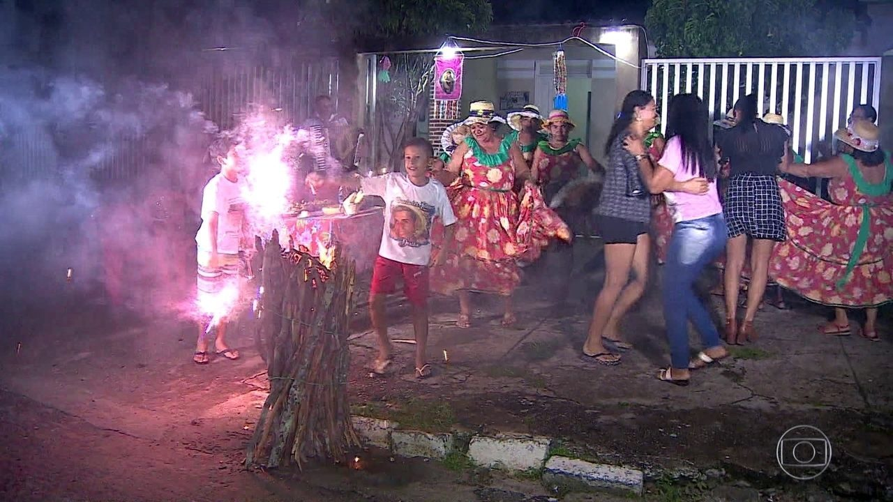 Chuvas no sertão garantem fartura nas festas juninas do nordeste
