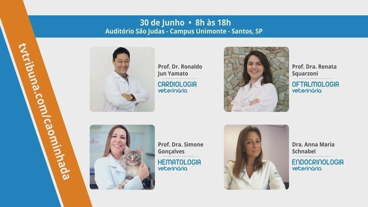 1º Encontro de Especialidades Veterinárias de Santos
