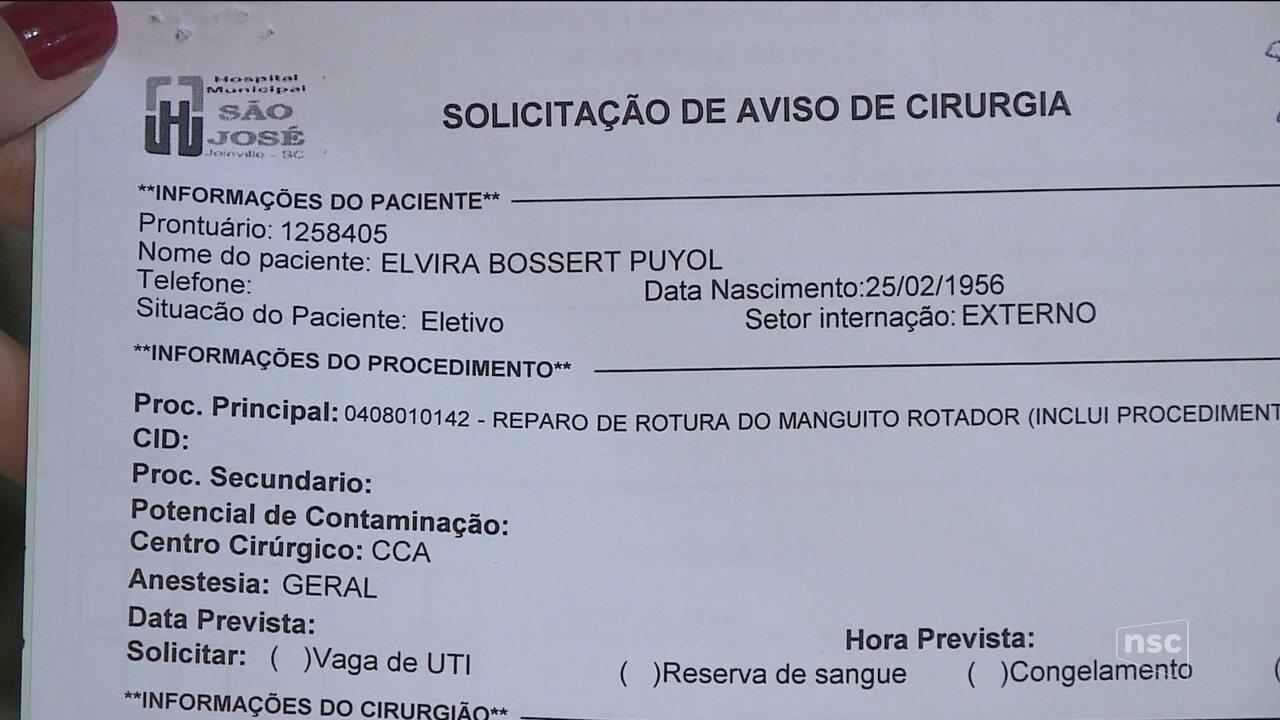 Lei que obriga saúde a informar situação da fila do SUS é descumprida em SC