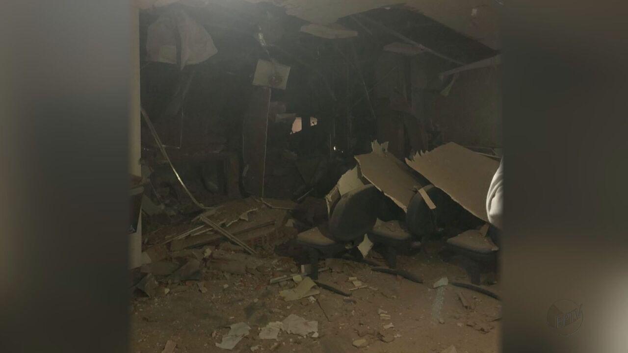 Mesma quadrilha pode ter explodido caixas eletrônicos em Divinolândia e Tapiratiba
