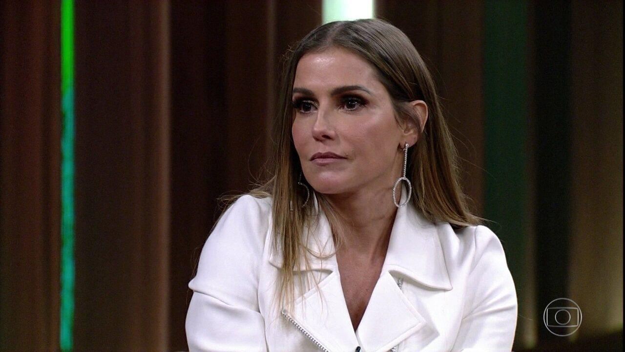 Deborah Secco fala sobre relações tóxicas, traição e machismo