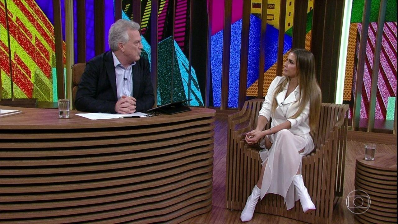 Deborah Secco conta como foi a preparação para o filme 'Bruna Surfistinha'