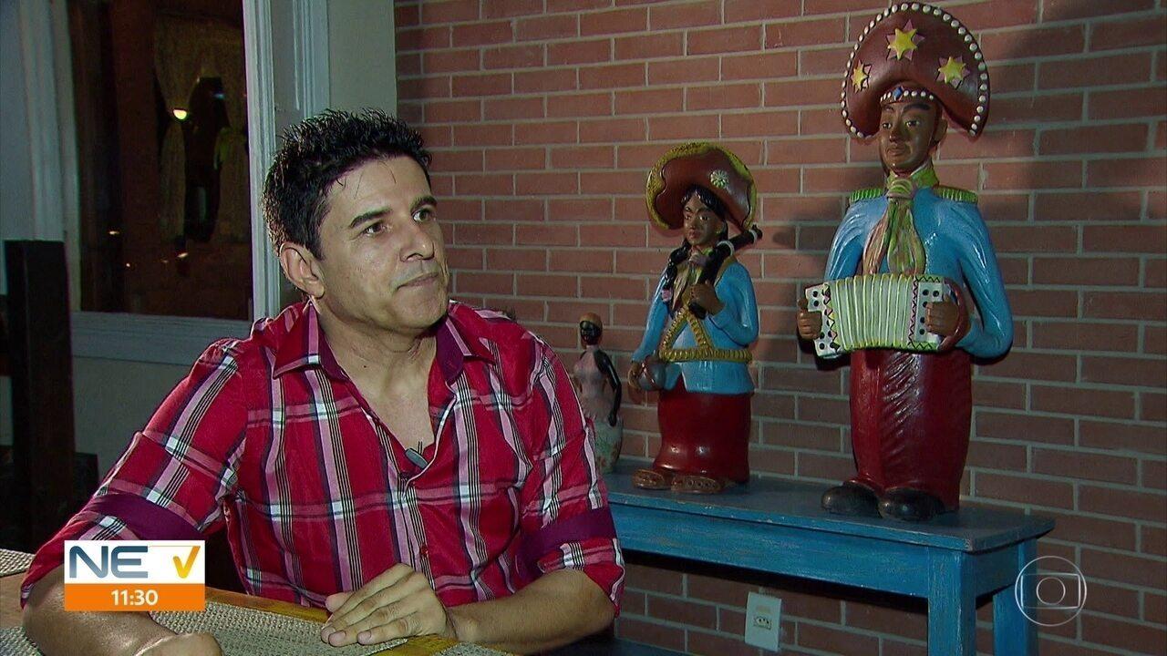Cantor Del Feliz quer transformar o forró em petrimônio imaterial do Brasil