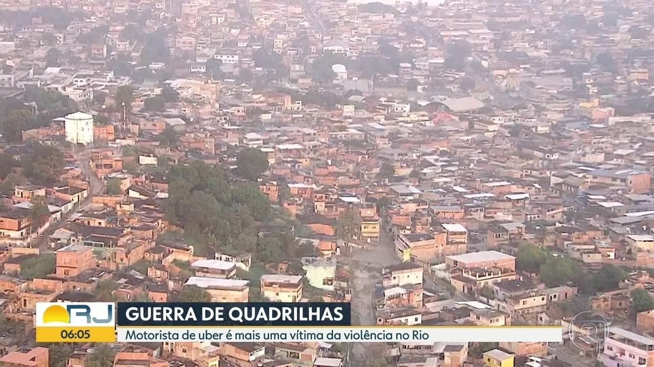 Motorista é assassinado na favela Jorge Turco, na Zona Norte