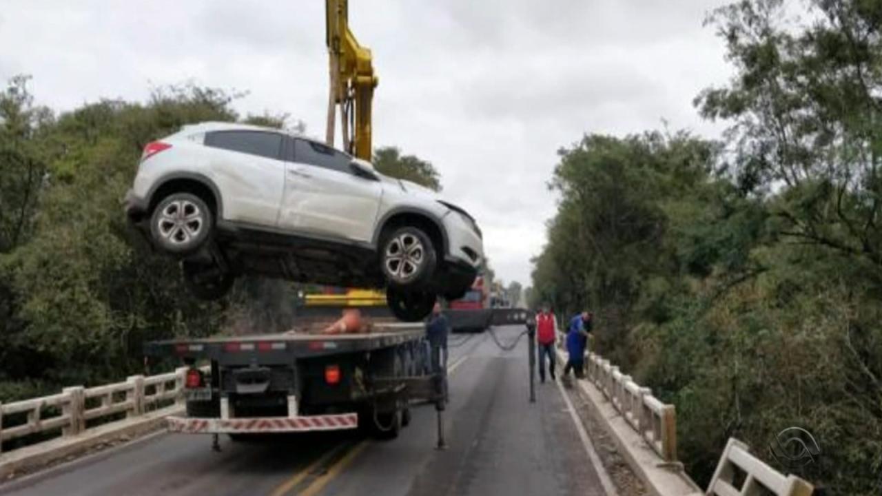 Fim de semana registra pelo menos dez mortes em acidentes no RS
