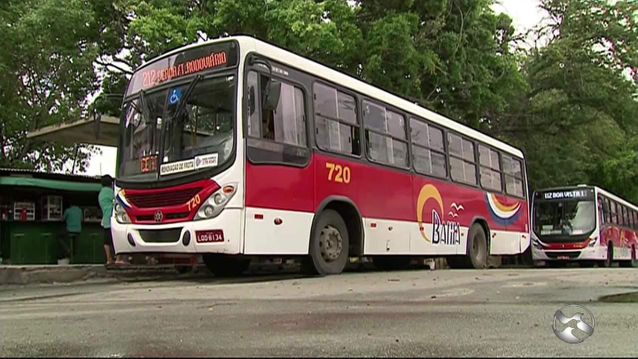 Nova operação do sistema de transporte público funciona na terça-feira (26) em Caruaru