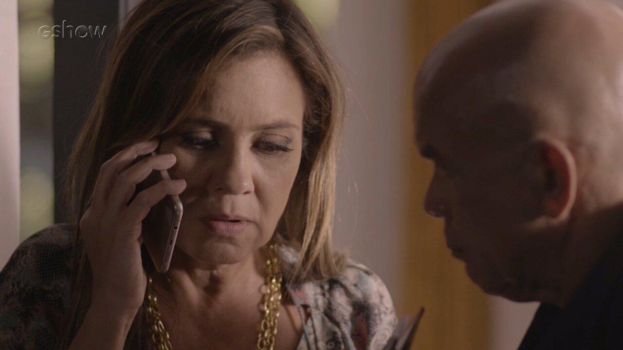 Resumo Segundo Sol - 26/6 – Laureta conta a Karola sobre encontro de Luzia e Manu