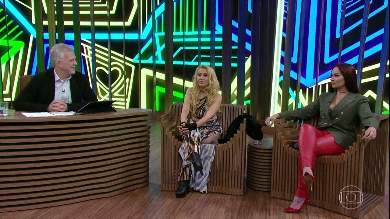Solange Almeida e Joelma falam sobre carreira solo