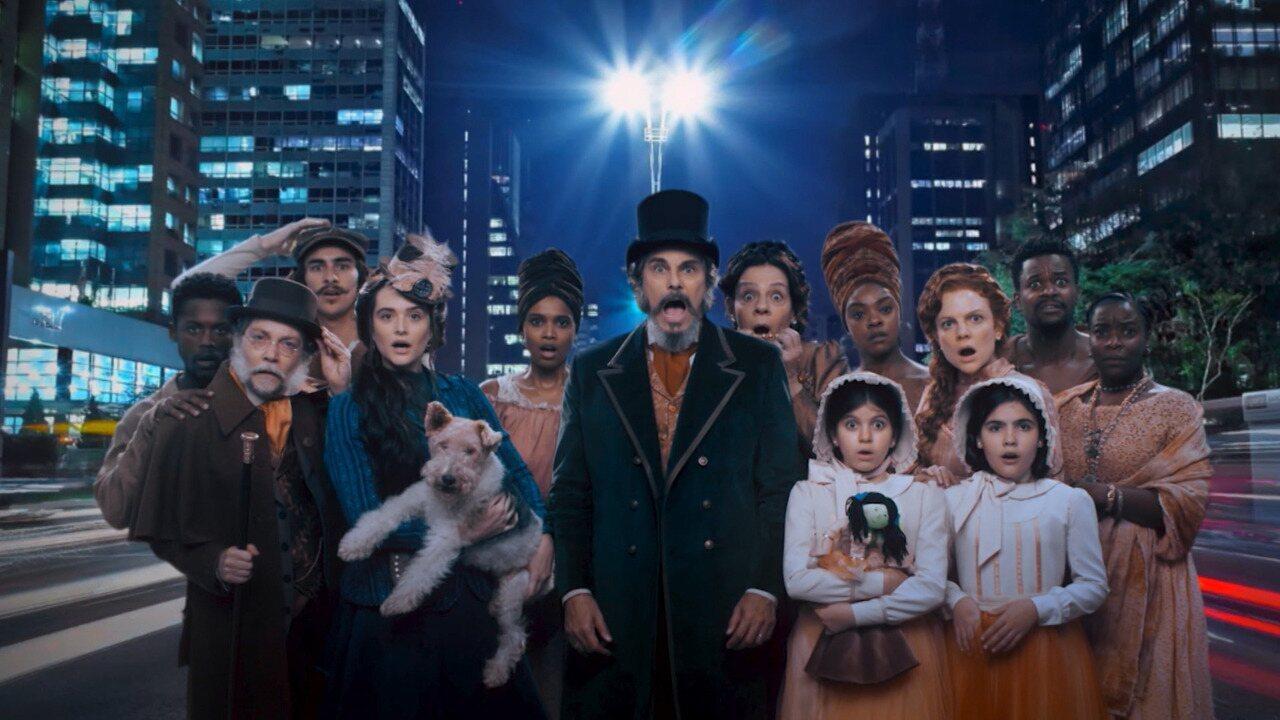 'O Tempo Não Para': confira o teaser de lançamento da nova novela das 7