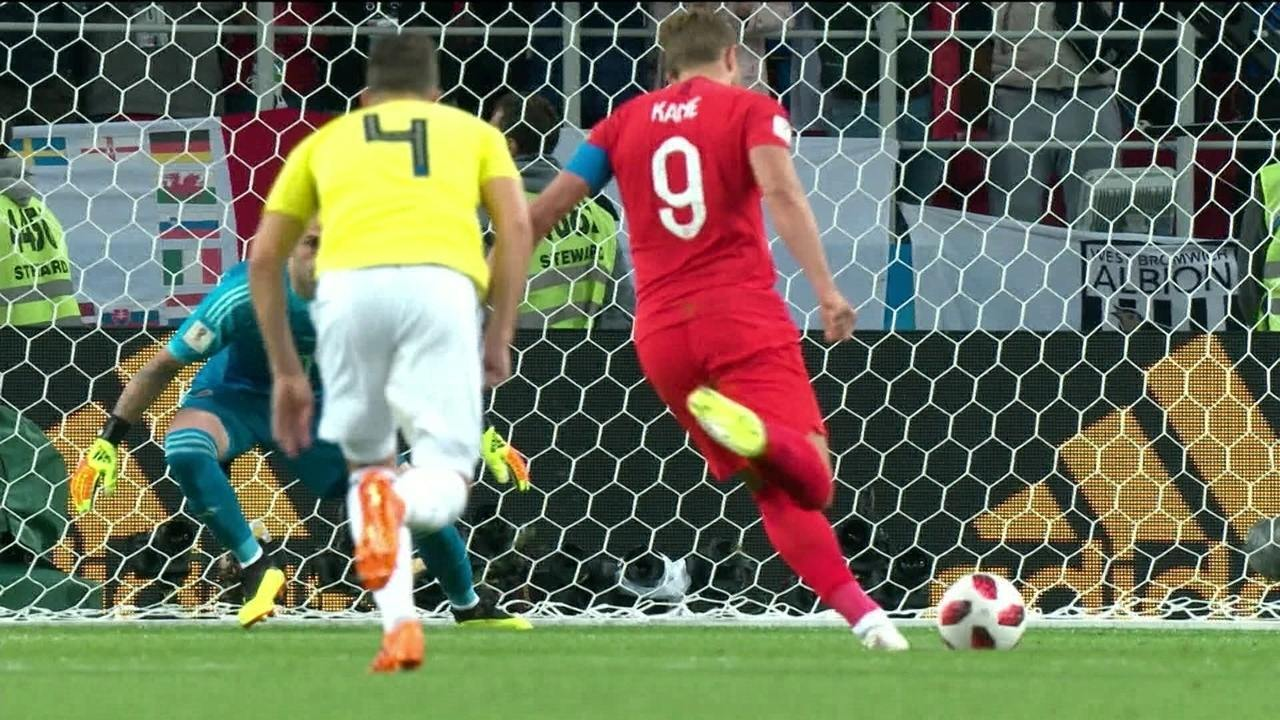 Melhores momentos de Colômbia 1 (3) x (4) 1 Inglaterra pelas oitavas da Copa do Mundo 2018