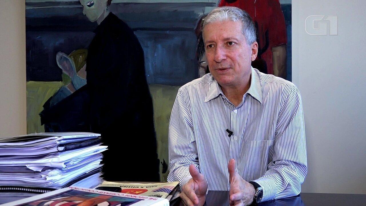 Diretor do IBRE/FGV analisa crescimento econômico brasileiro