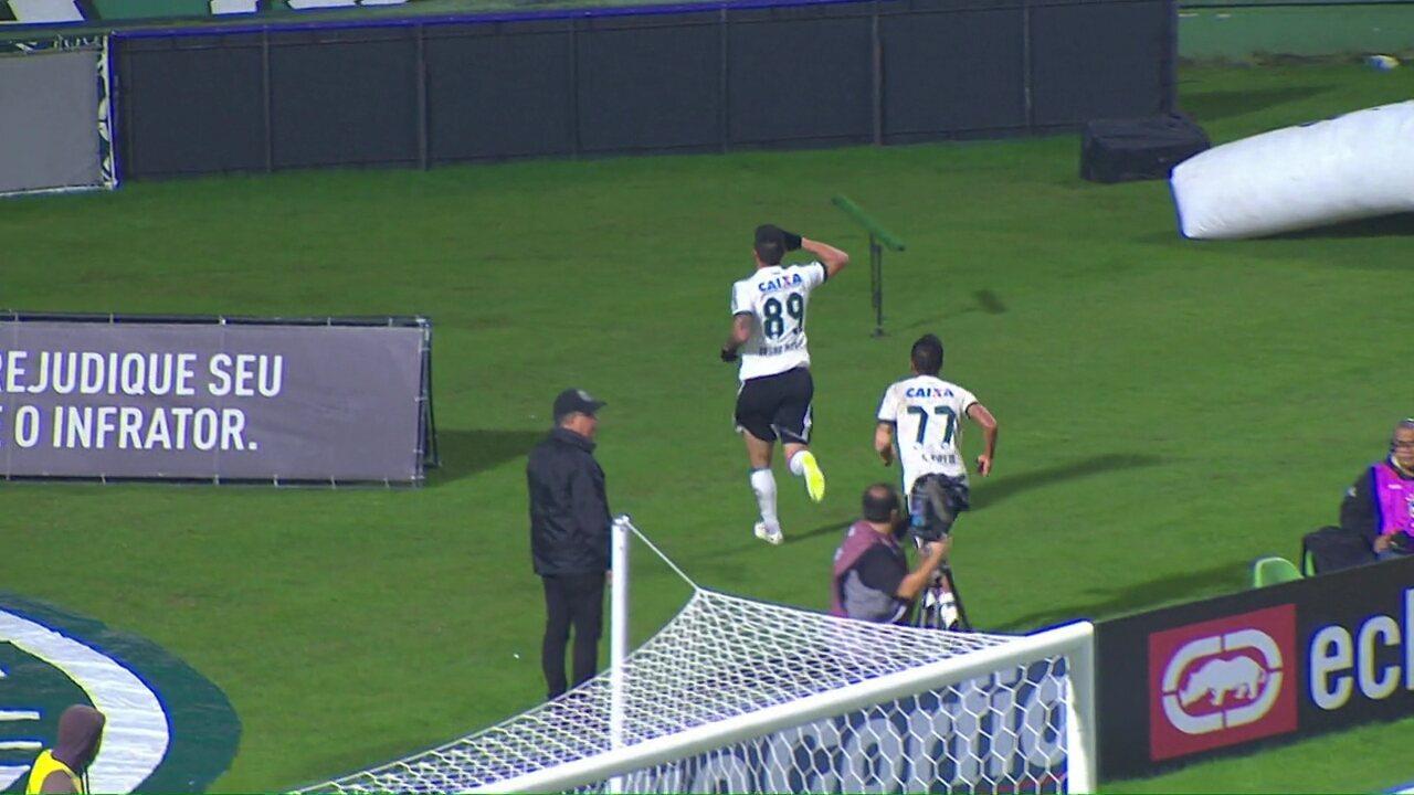 Melhores momentos de Coritiba 2 a 0 Paysandu, pela 14ª rodada na Série B