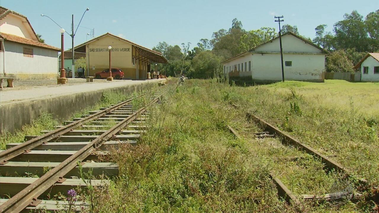 Assinado convênio para revitalização de linha férrea do 'Trem das Águas'