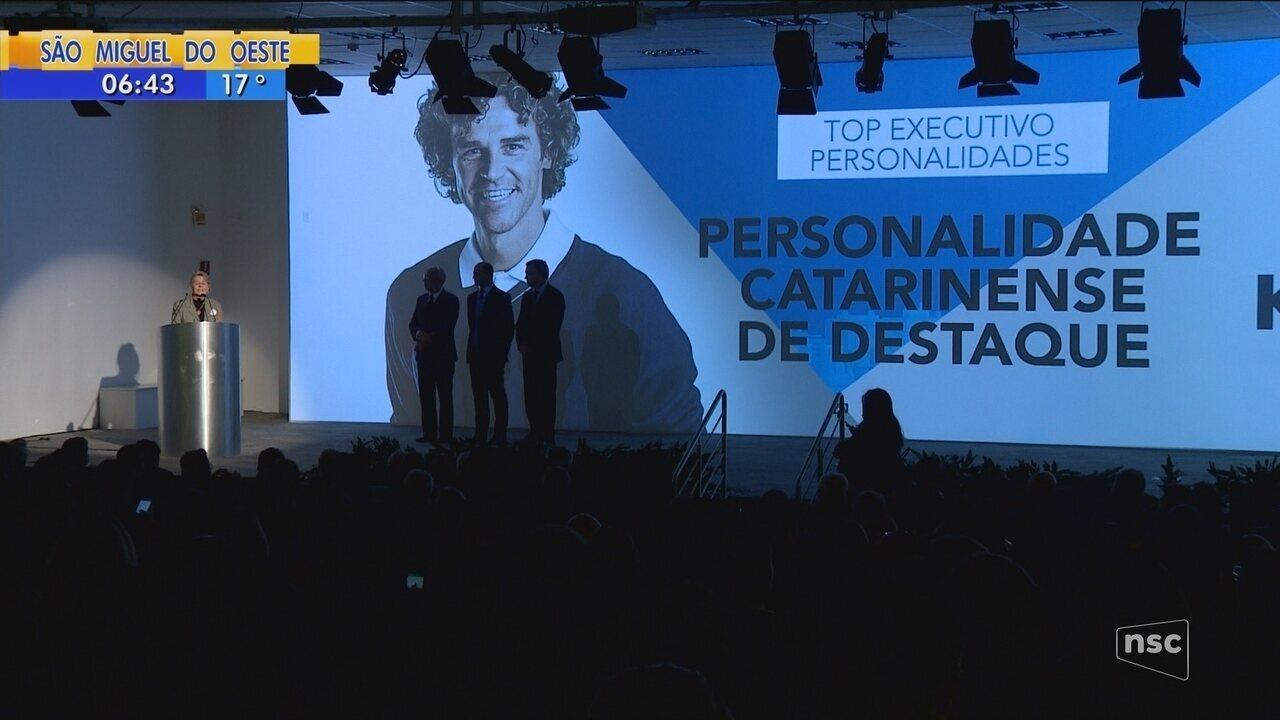 Cerimônia marca entrega do Top Of Mind 2018 em Florianópolis
