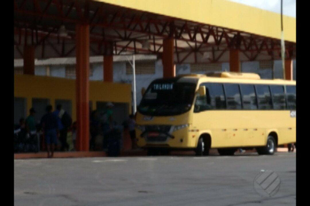 O terminal provisório em Ananindeua foi inaugurado, no último final de semana