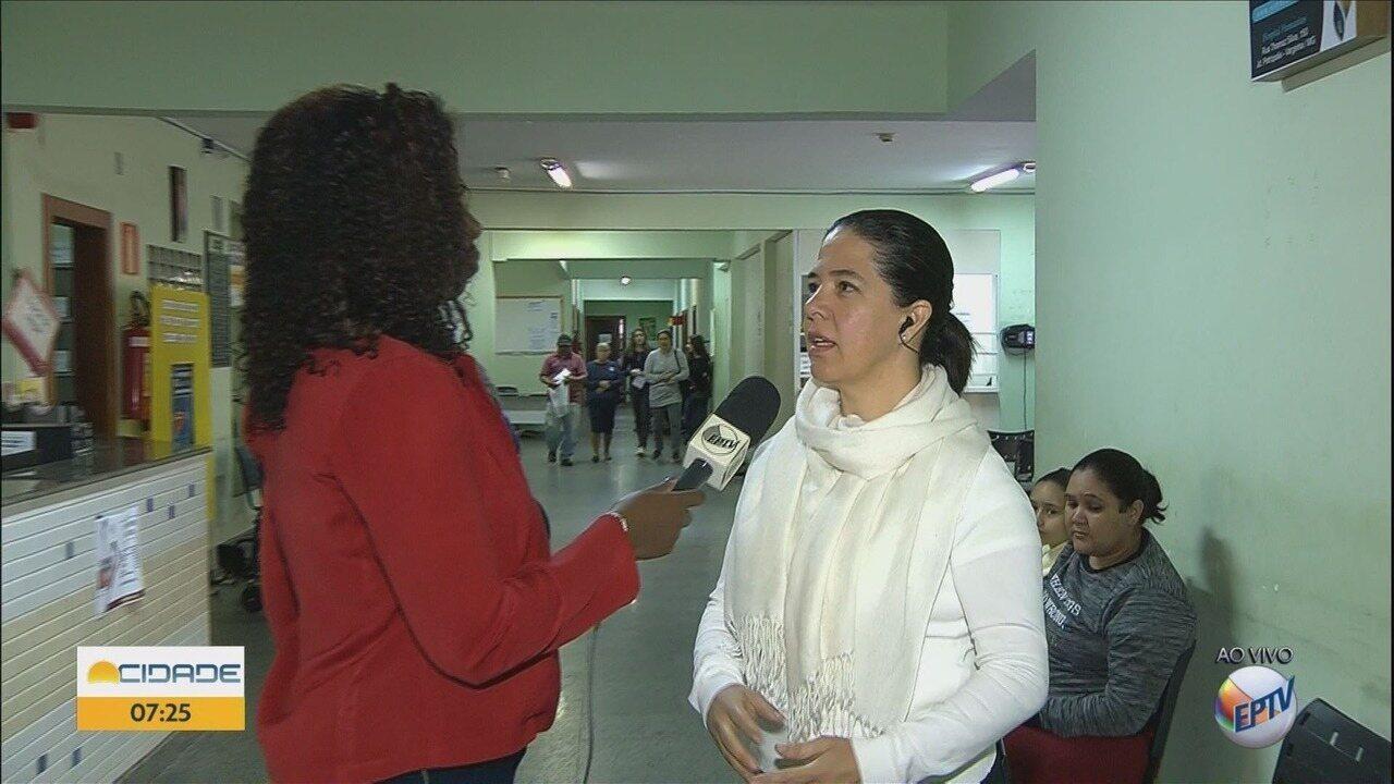 Cidades do Sul de MG tentam alcançar meta de vacinação contra a gripe