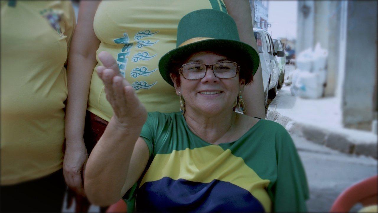 Jingle foi gravado na Arena da Amazônia e nas ruas enfeitadas para a Copa