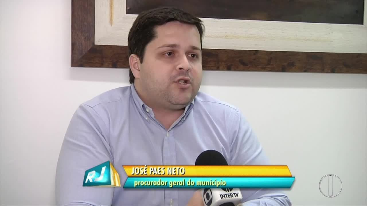 Procurador do município falou sobre o bloqueio de R$ 22 milhões