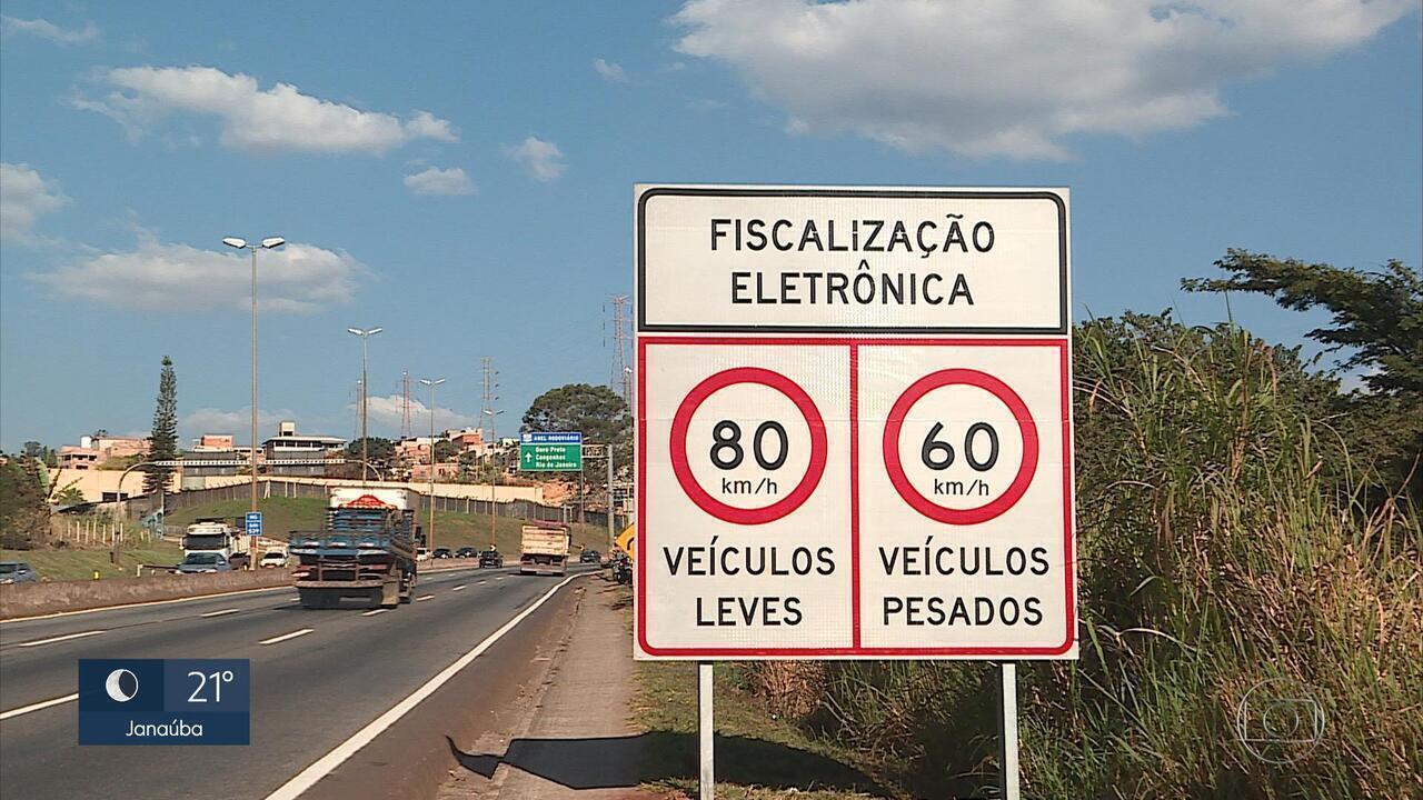 Problema em radar do Anel Rodoviário de BH pode ter autuado incorretamente motoristas