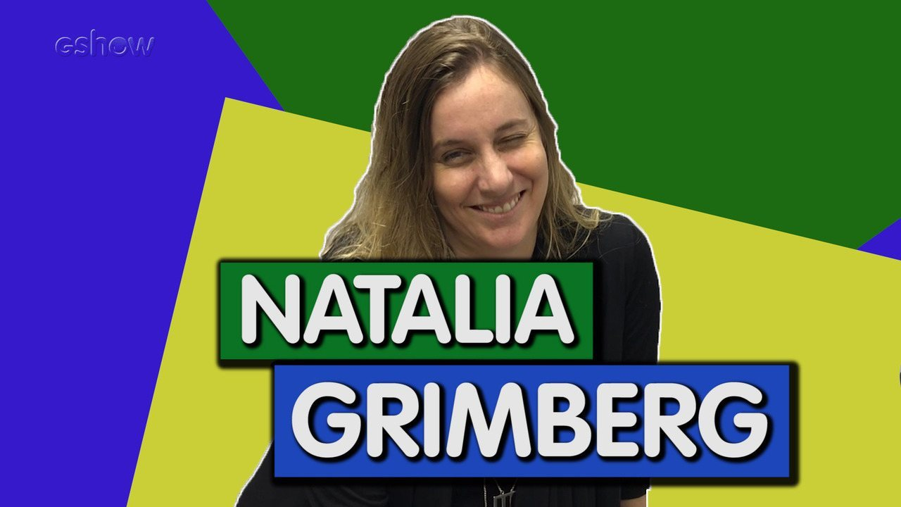 Quiz da Copa: Natalia Grimberg