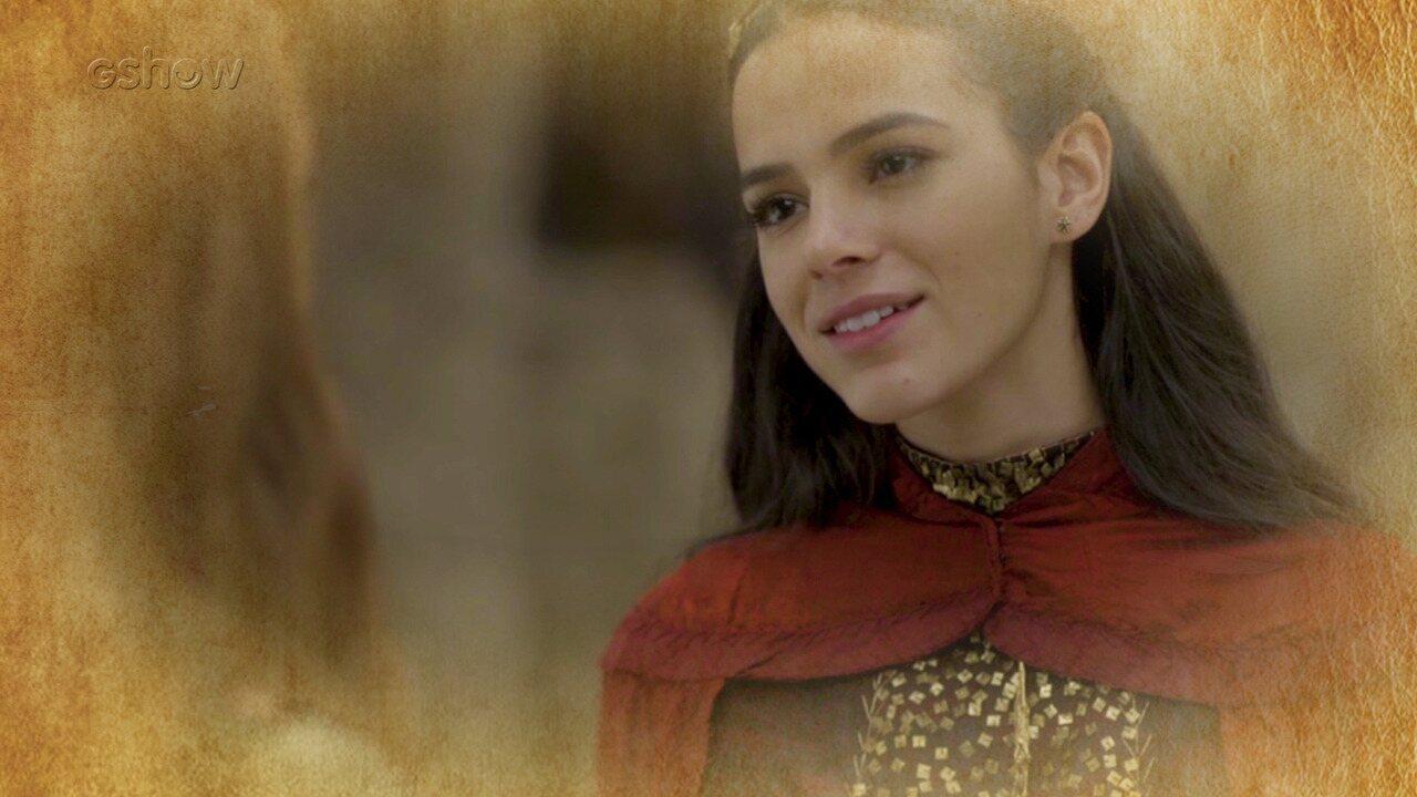 Resumo de 12/07: Catarina assume para Amália que tentou matá-la