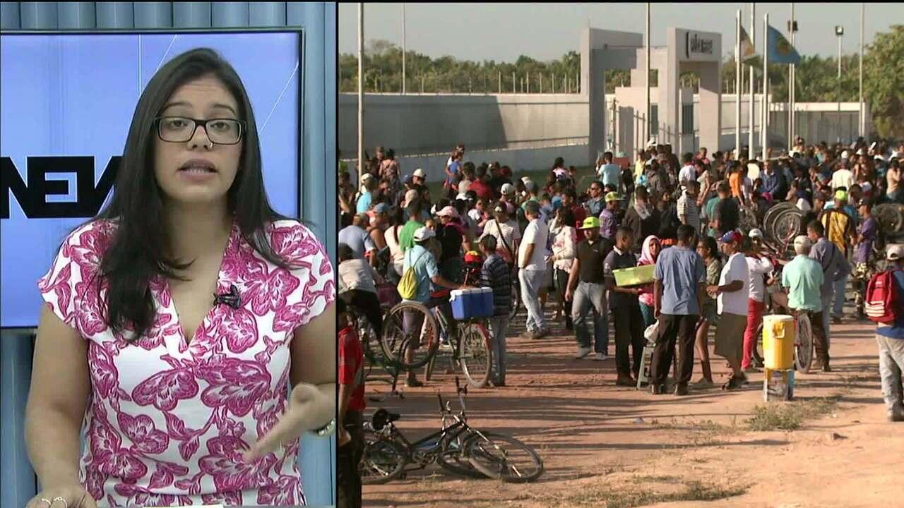 Mais de 16 mil venezuelanos pediram refúgio em Roraima nos últimos seis meses