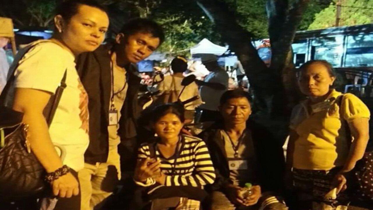 Paranaense é voluntária no resgate dos meninos da Tailândia