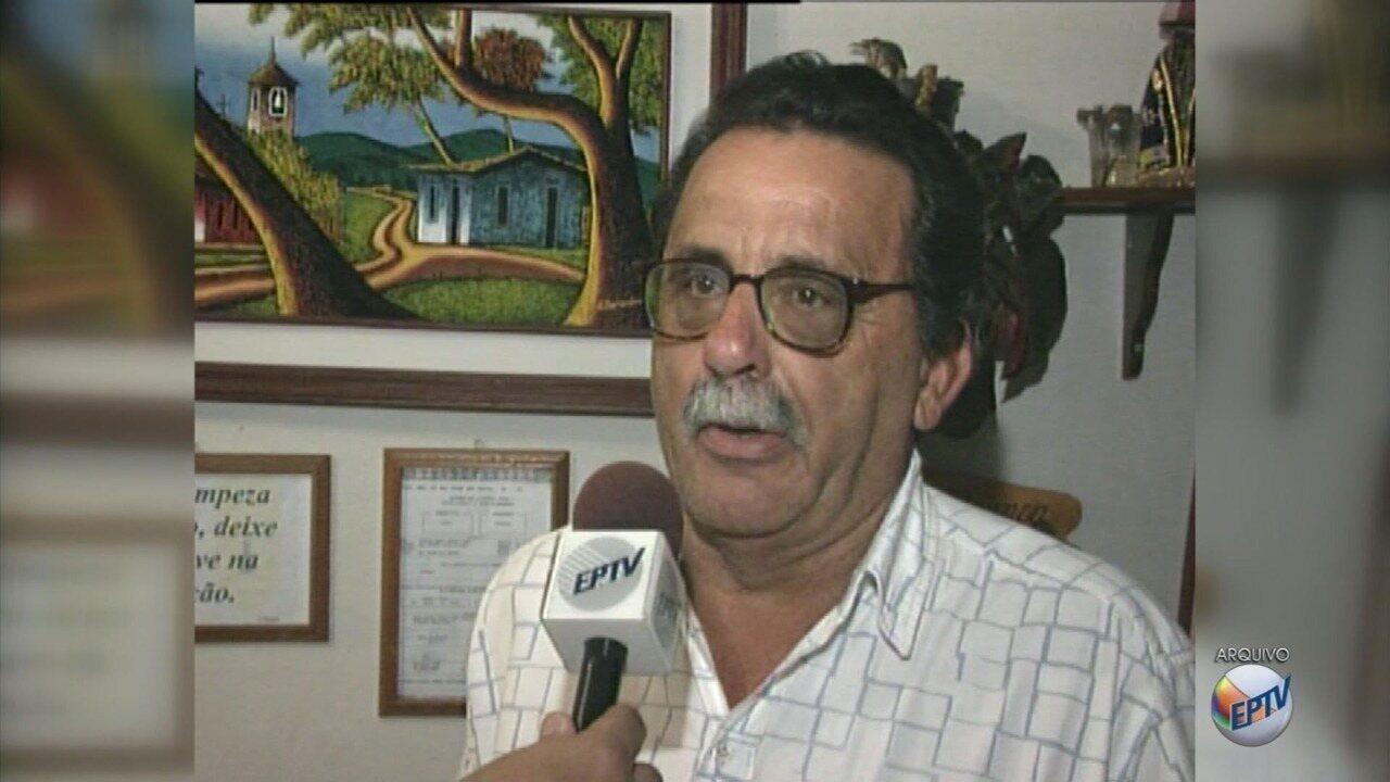 Ex-prefeito de São Tomé das Letras, Alaor Flauzino de Oliveira, morre aos 76 anos