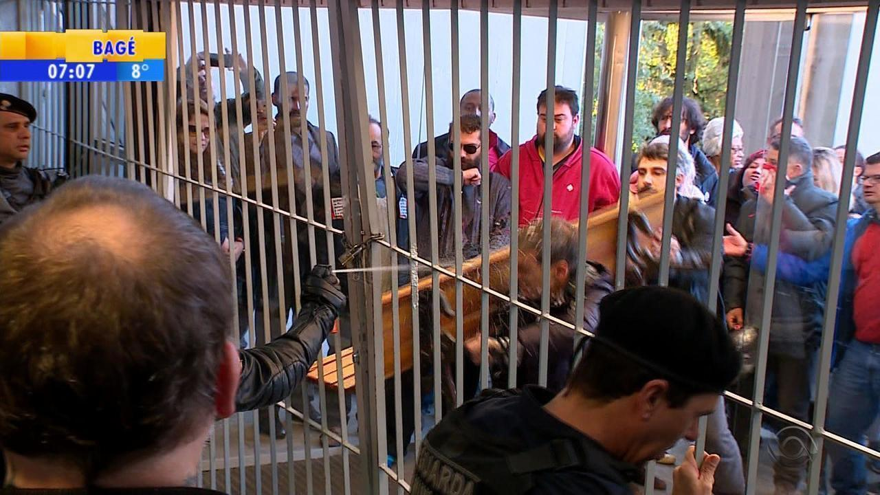 Liminar autoriza presença do público em votação na Câmara de Vereadores de Porto Alegre