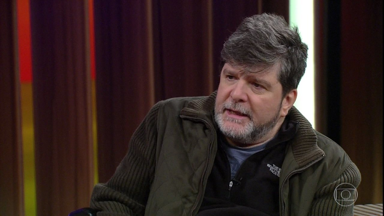 Marcelo Rubens Paiva explica uso da metáfora em 'O Orangotango Marxista'