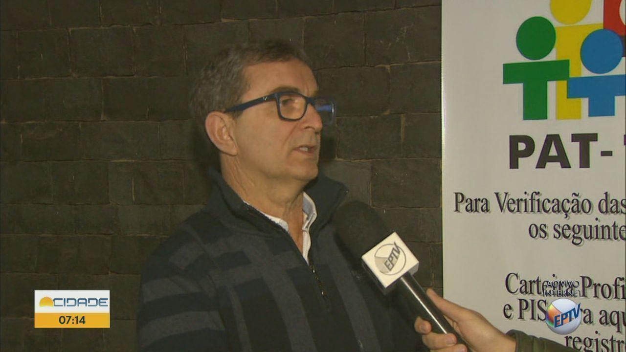PAT de Rio Claro oferece mais de 200 oportunidades de emprego