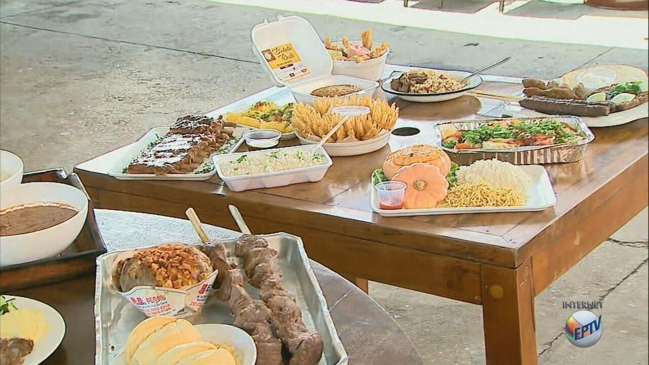 Festa do Quitute reúne música e gastronomia em Jaboticabal, SP