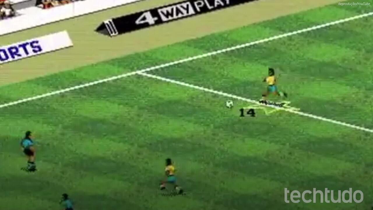 FIFA 25 anos: veja os destaques do game de futebol ao longo do tempo