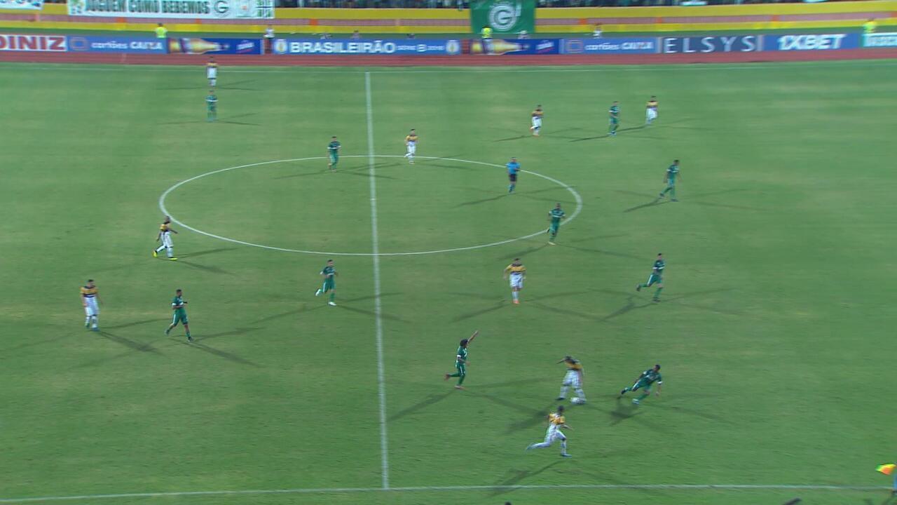 Melhores momentos de Goiás 2 x 1 Criciúma