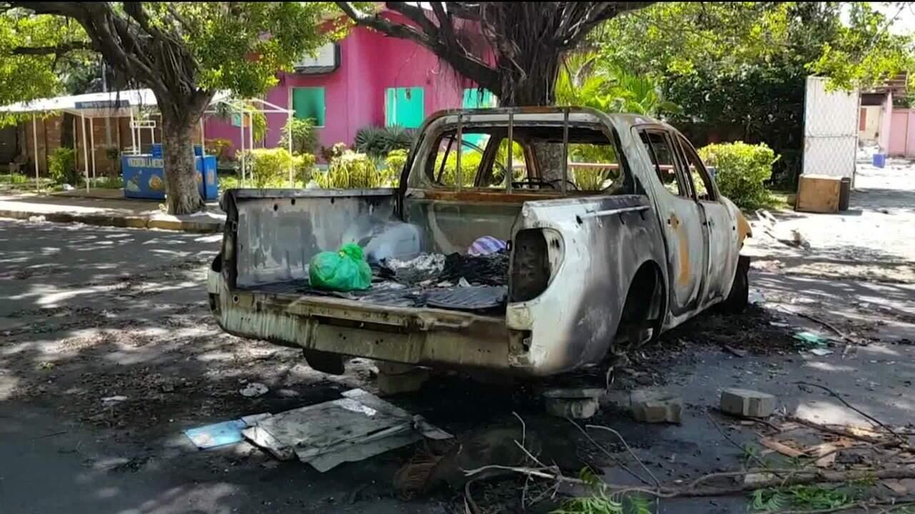 Manifestantes são mortos em cerco da polícia na Nicarágua