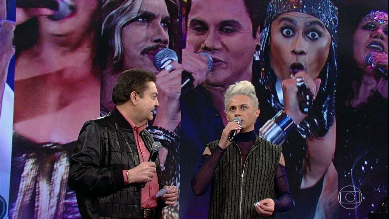 Silvero Pereira fala sobre a importância de sua participação no 'Show dos Famosos'