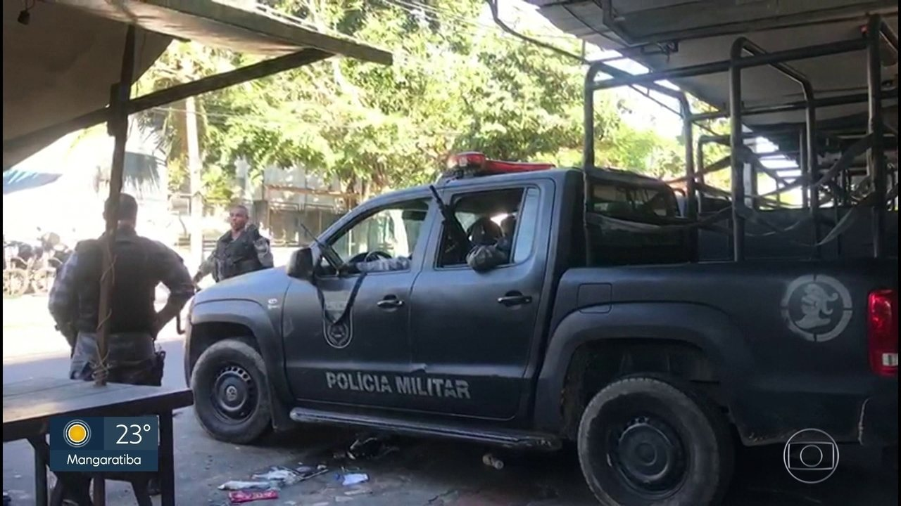 Base da UPP do Alemão é atacada um dia após mortes na comunidade