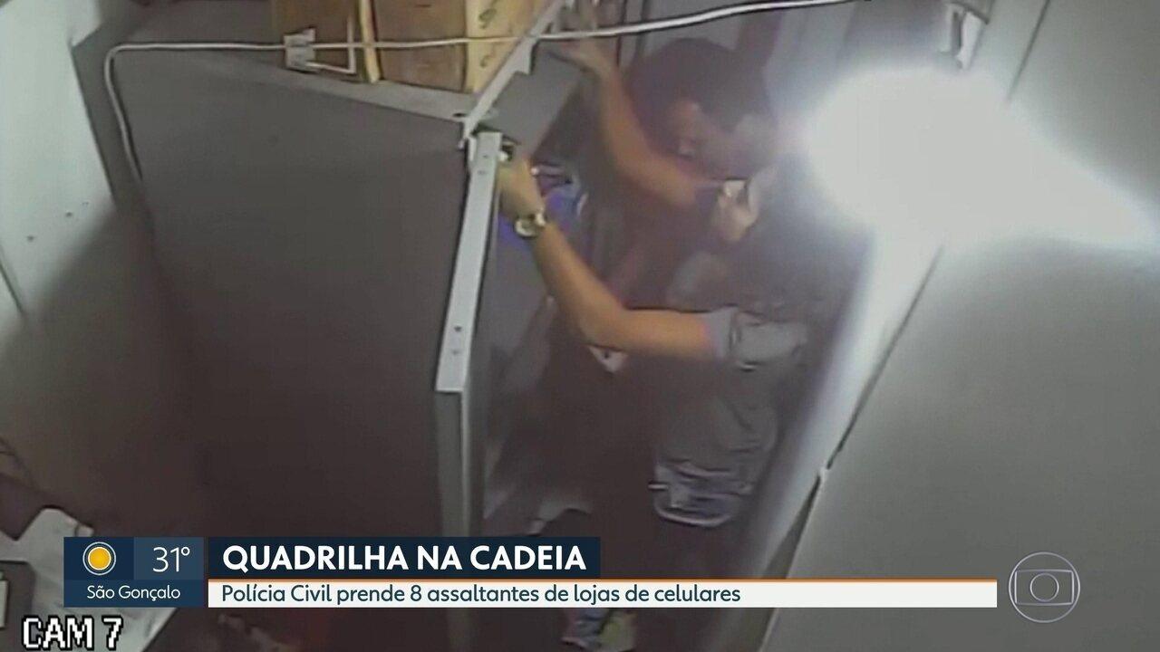 Roubos de aparelhos celulares sobem 453% nos últimos cinco anos, no estado do Rio