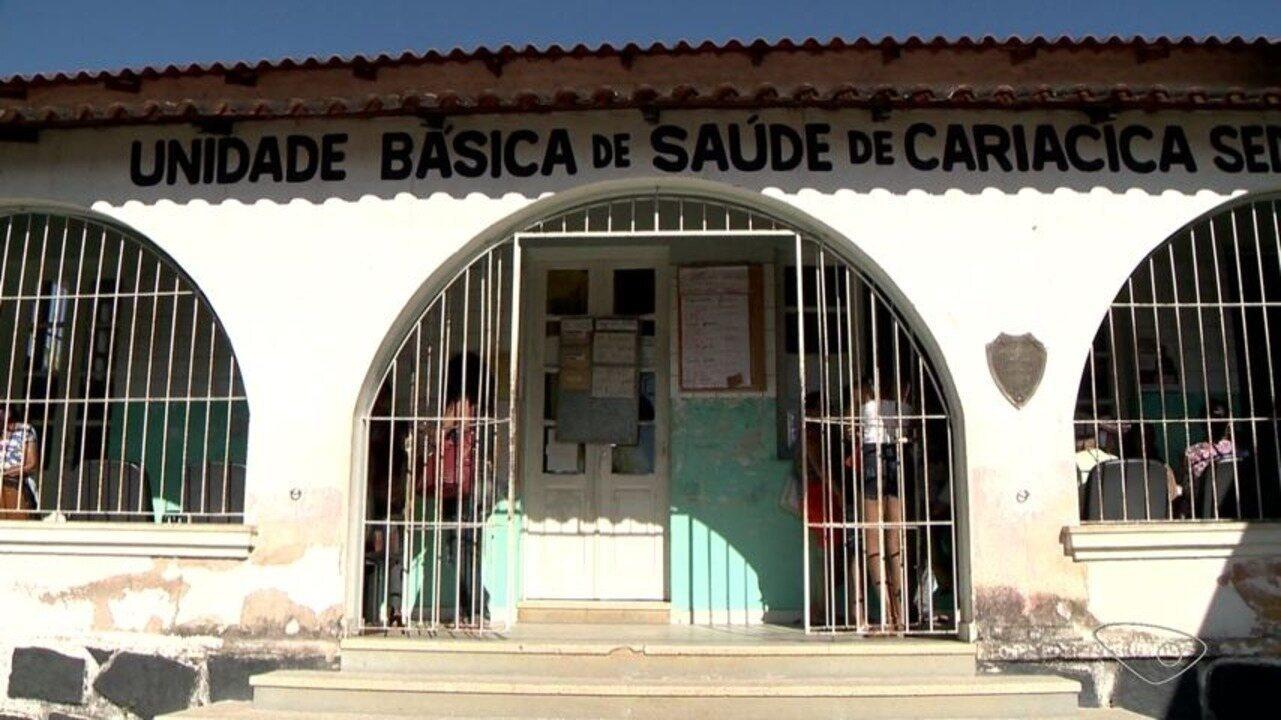 Unidade de Saúde é arrombada em Cariacica, na Grande Vitória