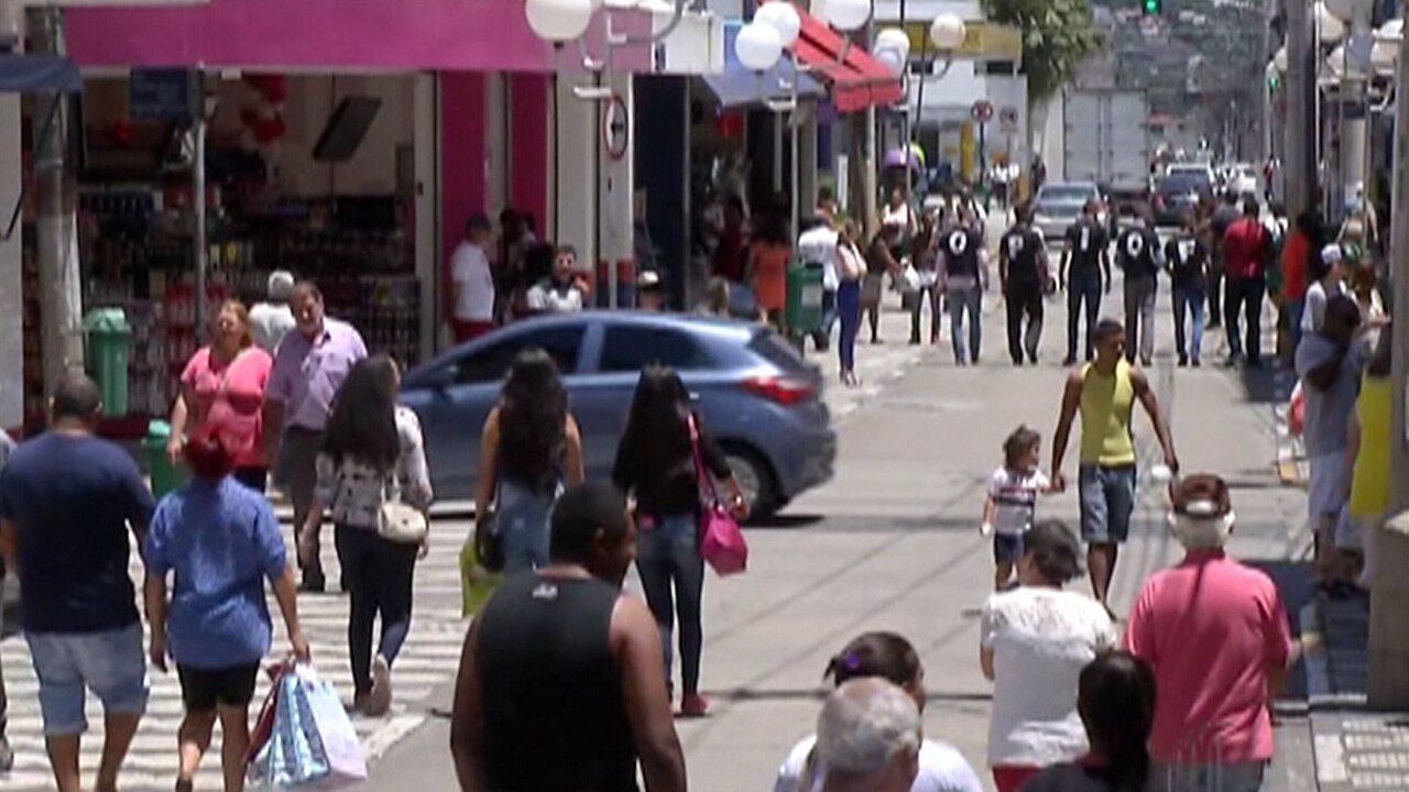 Cai número de consumidores inadimplentes no primeiro semestre deste ano em Mogi
