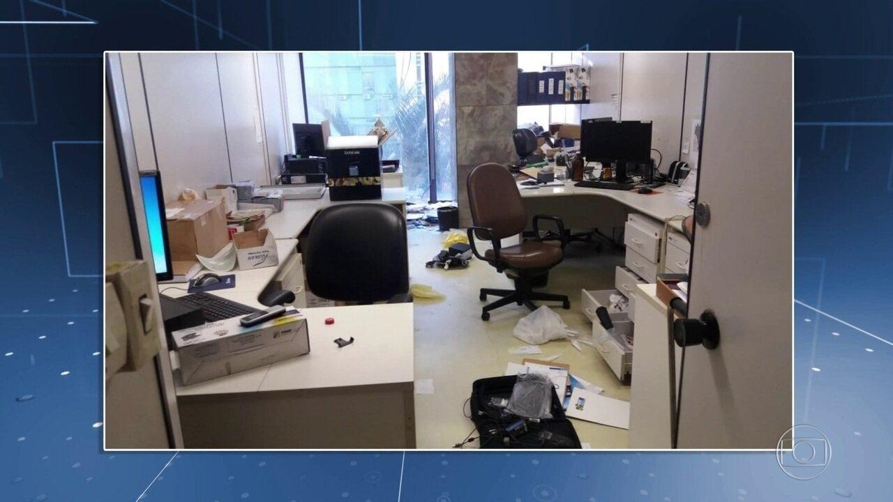 PF investiga invasão em Ministério do Trabalho