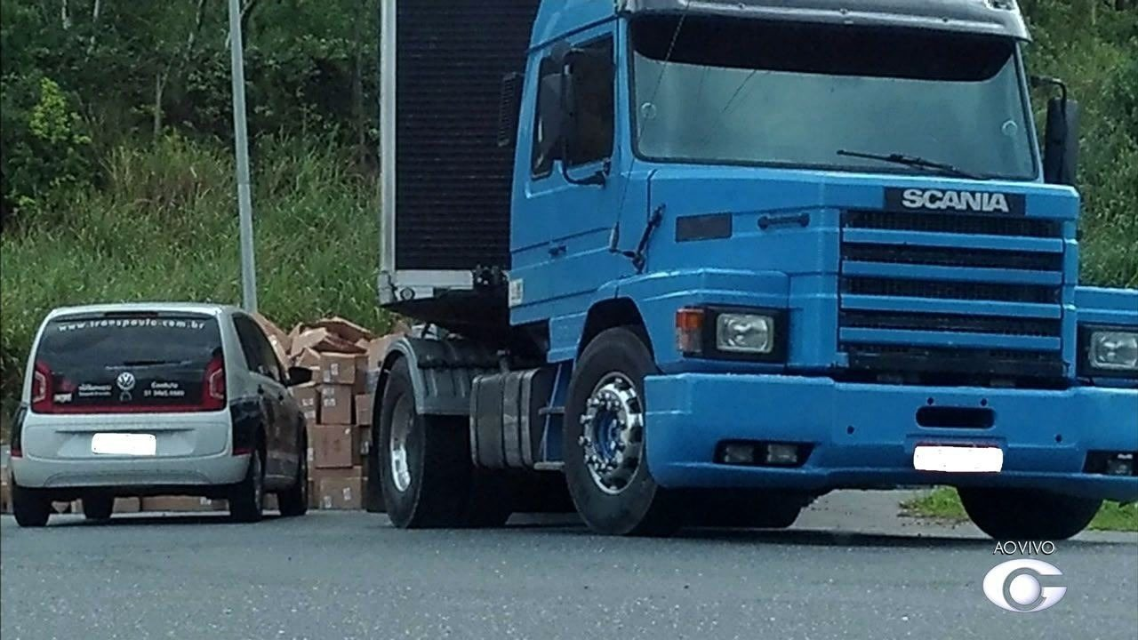 PF faz operação contra roubos de carga em AL e mais cinco estados