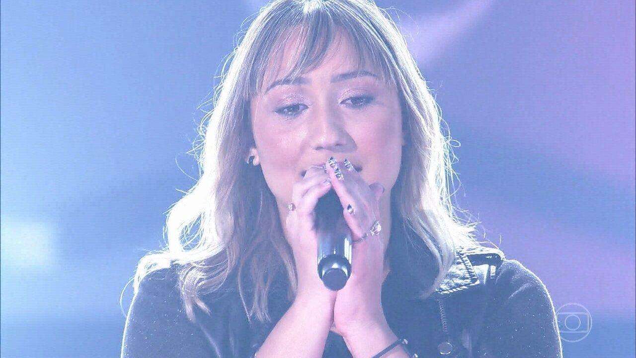 Ally canta