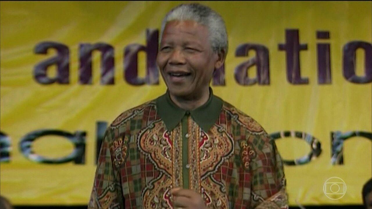 100 Anos De Nelson Mandela As Frases Mais Famosas E Marcantes Do