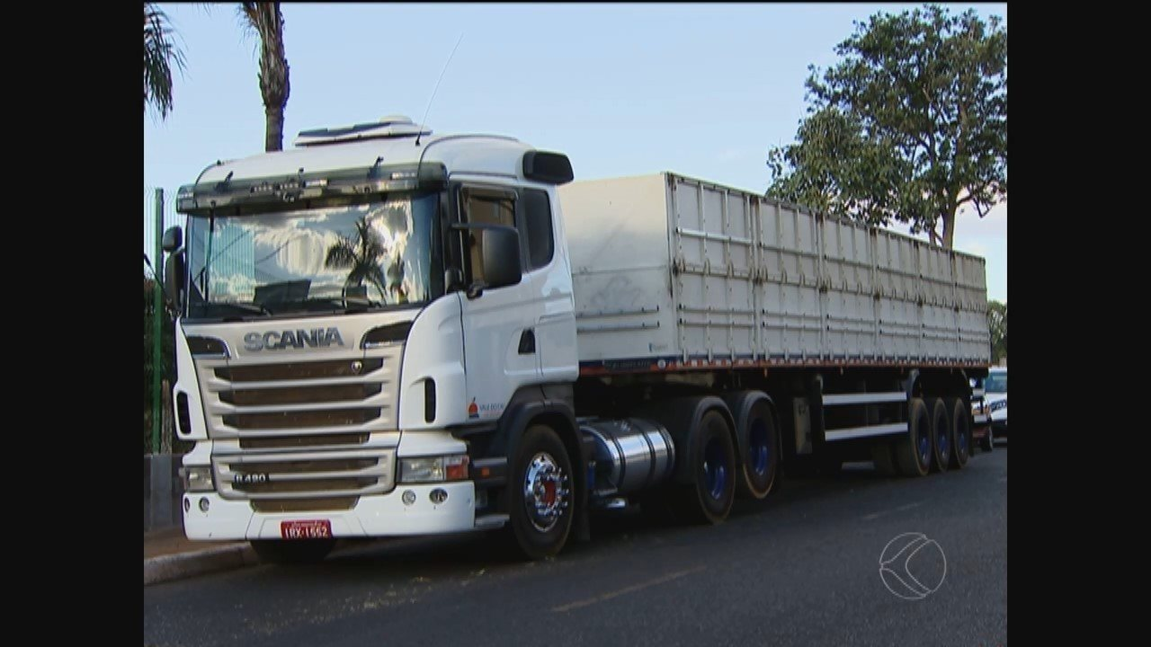 Grupo suspeito de esquema em desmanche de caminhões é preso em Uberlândia