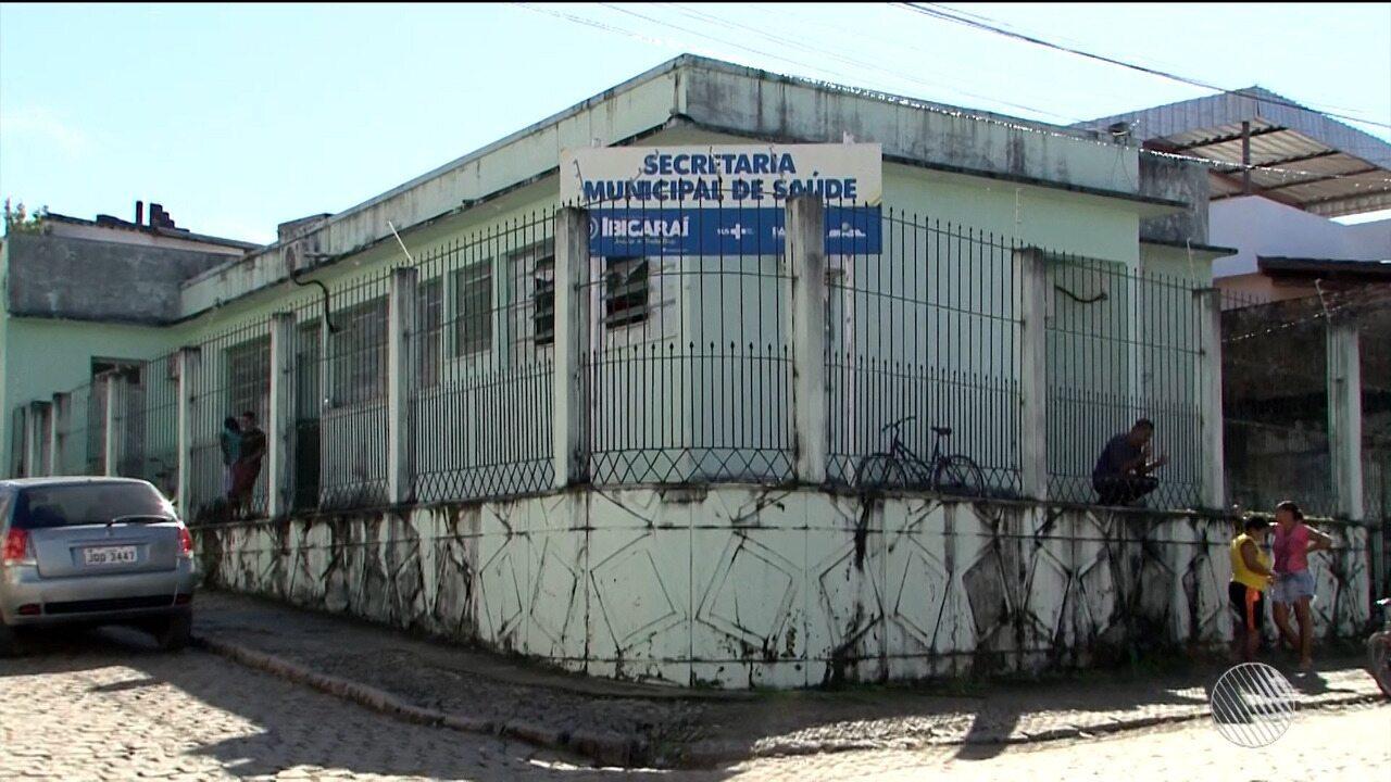 Técnico em óculos e lentes é preso após denúncia da Secretaria de Saúde de  Ibicaraí 00c91112a2