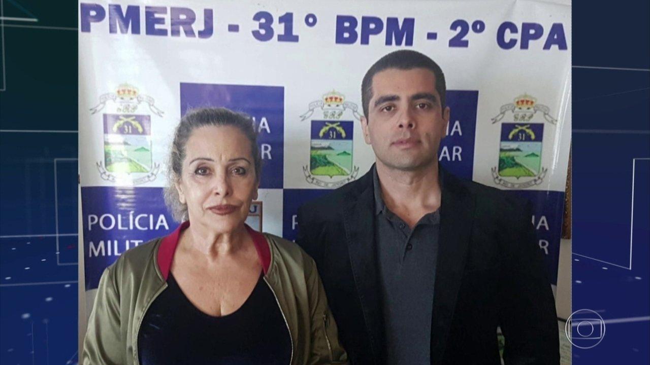 Médico e mãe indiciados por morte de pacientes são presos no Rio