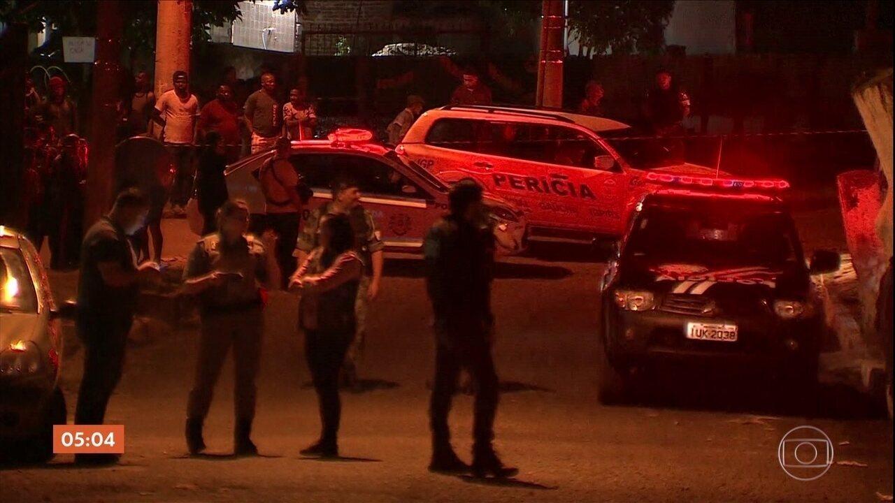 Chacina deixa sete mortos em Porto Alegre (RS)