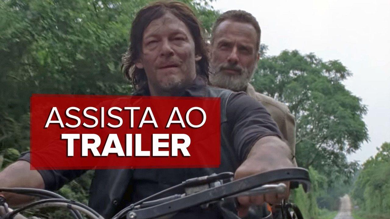 9ª temporada de 'The walking dead' ganha trailer; veja