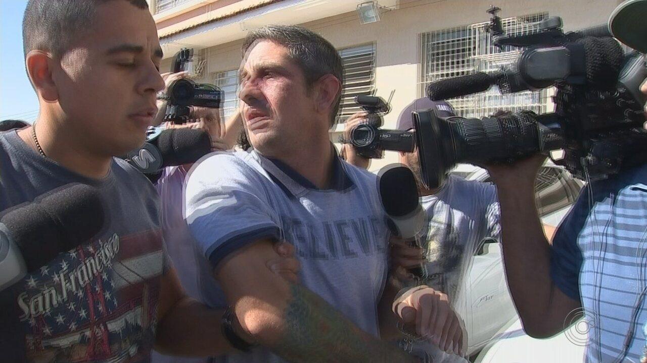 Caso Vitória: acusados são levados para a penitenciária de Tremembé